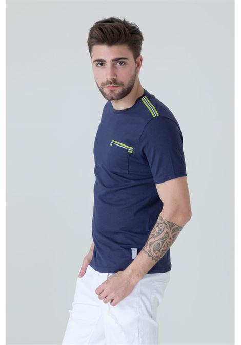 T-SHIRT MARK-UP MARK-UP | T-shirt m/m | M59164NAVY