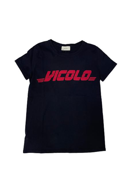 T-SHIRT VICOLO VICOLO | T-shirt m/m | RU0070NERO