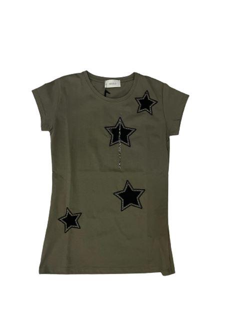 T-SHIRT VICOLO VICOLO | T-shirt m/m | RU0327MILITARE