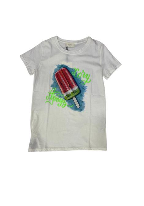 T-SHIRT VICOLO VICOLO | T-shirt m/m | RU0550BIANCO