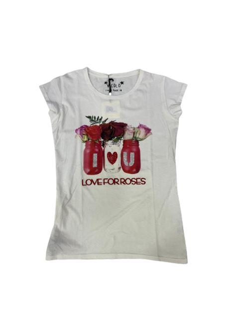 T-SHIRT VICOLO VICOLO | T-shirt m/m | RU0791BIANCO