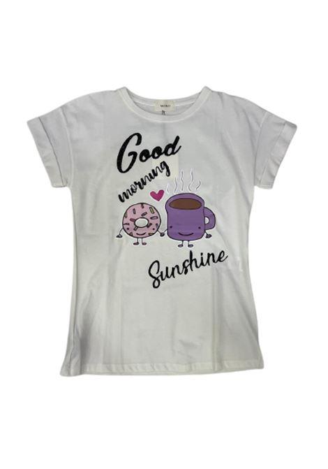 T-SHIRT VICOLO VICOLO | T-shirt m/m | RU0858BIANCO