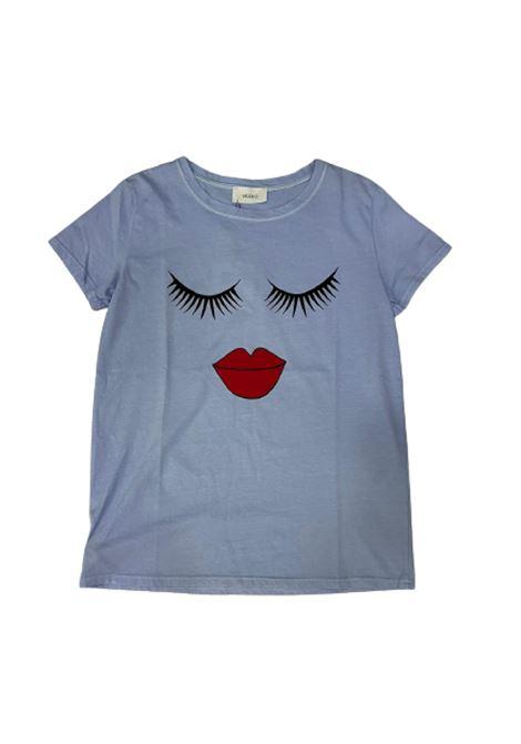 T-SHIRT VICOLO VICOLO | T-shirt m/m | RU0981AZZURRO