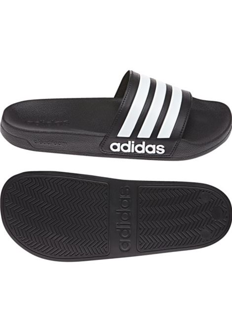 Ciabatta Adidas Uomo ADIDAS | Pantofola | AQ1701NERO