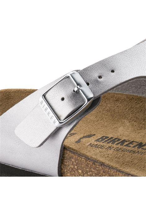 SANDALO GIZEH DONNA BIRKENSTOCK | Sandalo | 043851SILVER