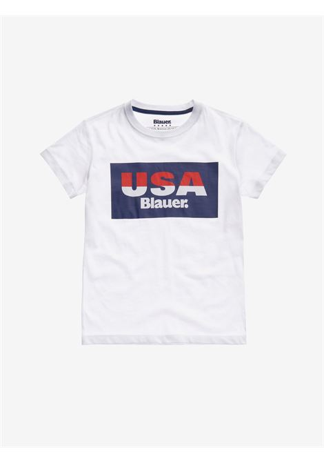 T-SHIRT BLAUER BLAUER | T-shirt | SBLKH02193004547100