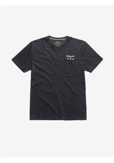 T-SHIRT BLAUER BLAUER | T-shirt | SBLUH02172004547999