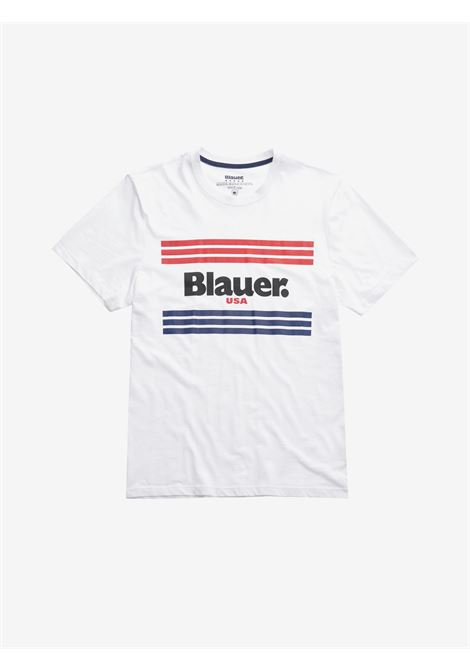 T-SHIRT BLAUER BLAUER | T-shirt | SBLUH02178004547100
