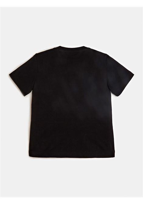 T-SHIRT GUESS GUESS | T-shirt m/m | H01T05K82E0JBLK