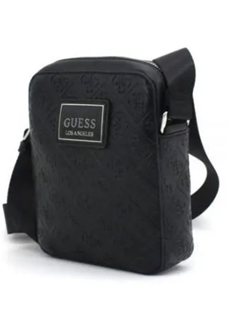 borsello uomo GUESS | Borsello | HMDNLEP0217BLACK