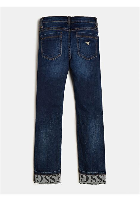JEANS GUESS GUESS   Jeans   L01A08D3XM0SMEW