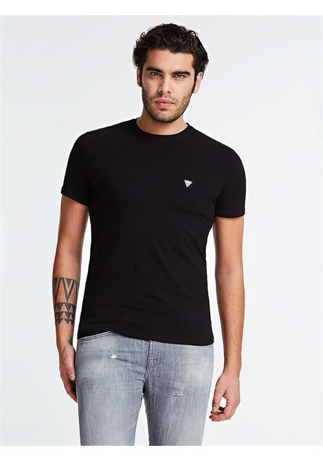 T-SHIRT GUESS GUESS   T-shirt   M01I24J1300JBLK