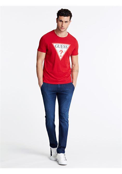 T-SHIRT GUESS GUESS | T-shirt | M01I71I3Z00TLRD
