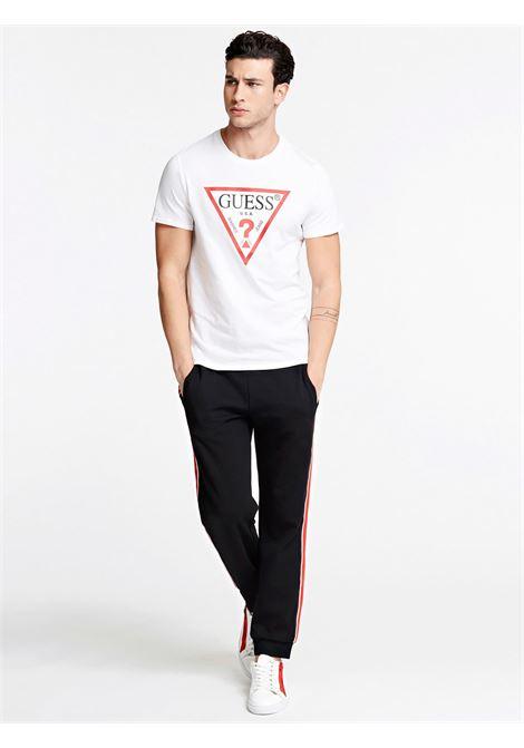 T-SHIRT GUESS GUESS   T-shirt   M01I71I3Z00TWHT