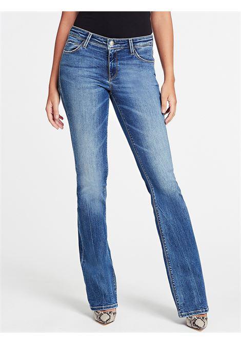 JEANS GUESS GUESS | Jeans | W01A58D38R8BBIR