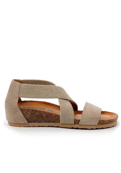SANDALO IGI&CO IGI&CO | Sandalo | 5198155TAUPE