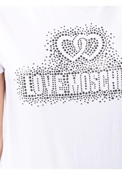 T-SHIRT LOVE MOSCHINO LOVE MOSCHINO | T-shirt | W4F7360E1698A00