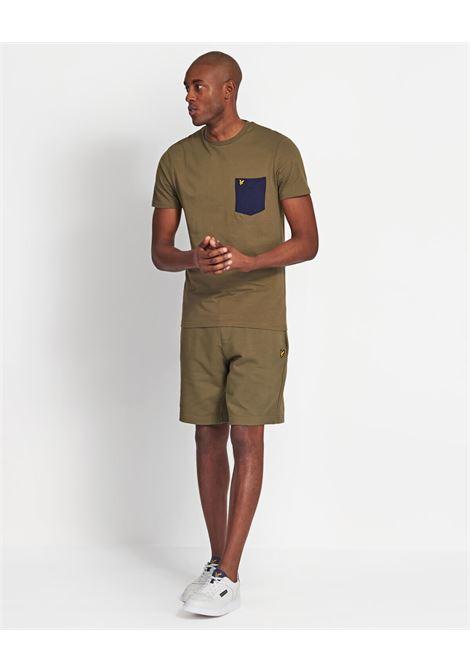 T-SHIRT LYLE&SCOTT LYLE&SCOTT | T-shirt | TS831VZ830