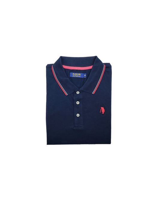 polo m/m jersey uomo POLO BEVERLY HILLS | Polo m/m | MAG22880BLU