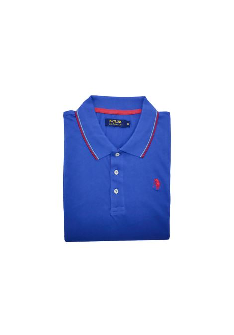 polo m/m jersey uomo POLO BEVERLY HILLS | Polo m/m | MAG22880BLUETTE