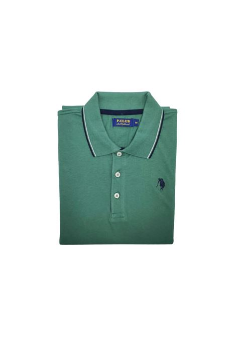 polo m/m jersey uomo POLO BEVERLY HILLS | Polo m/m | MAG22880VERDE