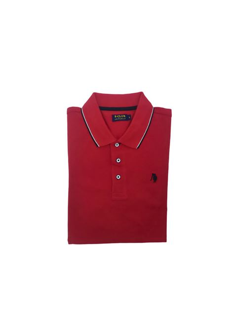 polo m/m uomo POLO BEVERLY HILLS | Polo m/m | MAG9880ROSSO