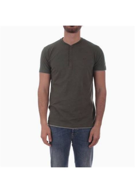 t-shirt uomo serafino SuN68 | T-shirt | T3011019