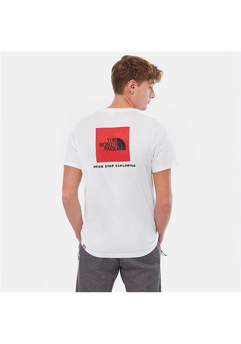 T-SHIRT THE NORTH FACE THE NORTH FACE | T-shirt | A2TX2FN41
