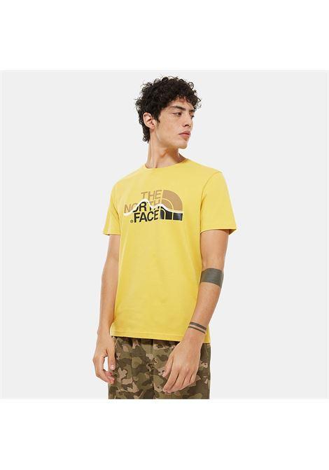 T-SHIRT THE NORTH FACE THE NORTH FACE | T-shirt | A3G2ZBJ1