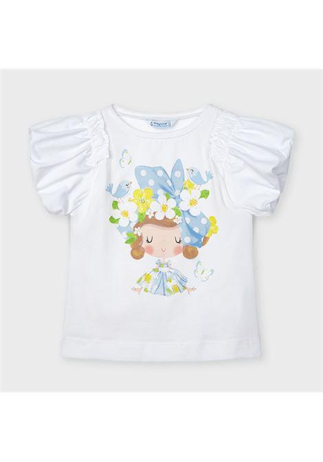 T-SHIRT BAMBINA MAYORAL-M MAYORAL-M | T-shirt | 3002020