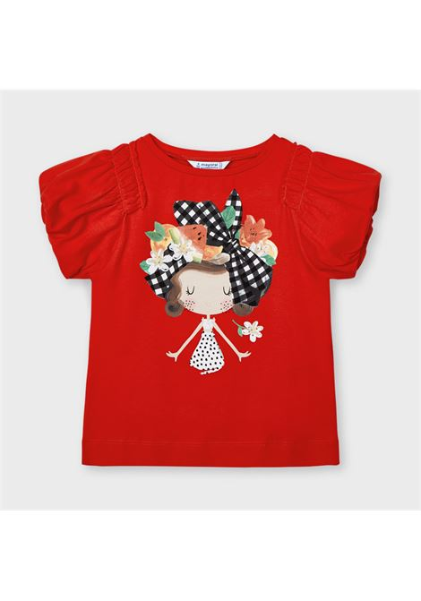T-SHIRT BAMBINA MAYORAL-M MAYORAL-M | T-shirt | 3002021