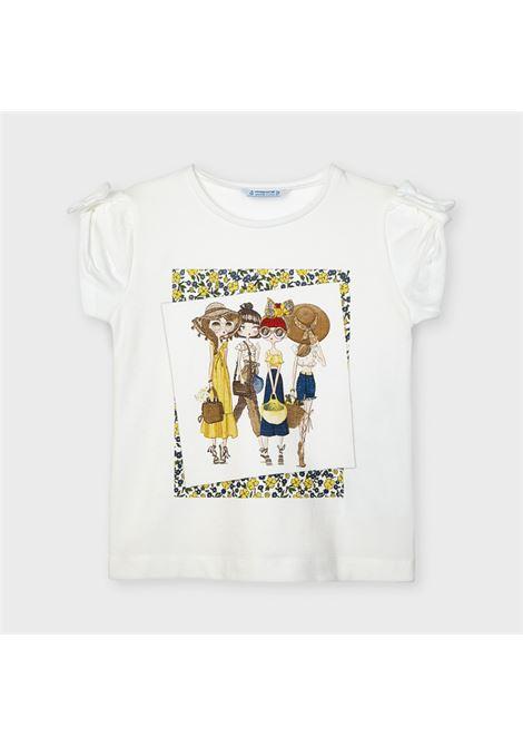 T-SHIRT BAMBINA MAYORAL-M MAYORAL-M | T-shirt | 3007037