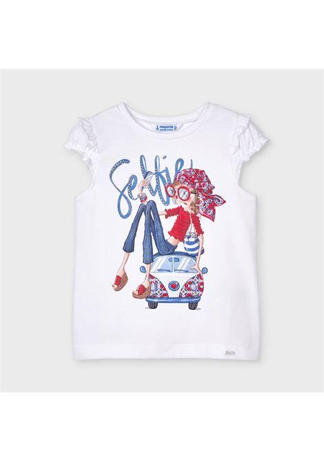 T-SHIRT BAMBINA MAYORAL-M MAYORAL-M | T-shirt | 3013074