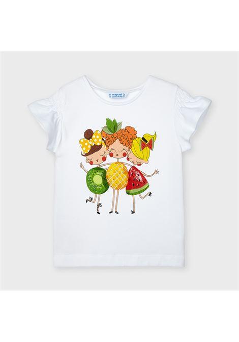 T-SHIRT BAMBINA MAYORAL-M MAYORAL-M | T-shirt | 3019025