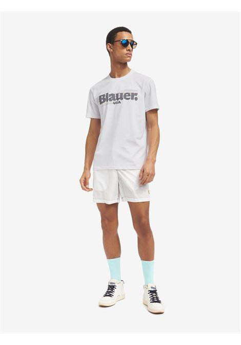 T-SHIRT BLAUER BLAUER | T-shirt | BLUH02334004547100