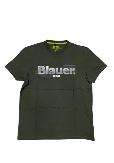 T-SHIRT BLAUER BLAUER | T-shirt | BLUH02334004547702