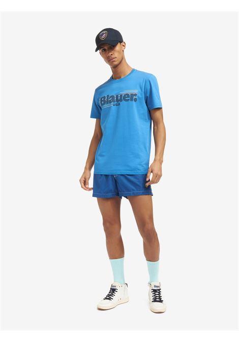 T-SHIRT BLAUER BLAUER | T-shirt | BLUH02334004547801