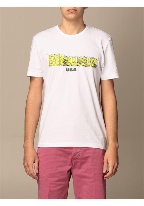 T-SHIRT BLAUER BLAUER | T-shirt | BLUH02397006006100