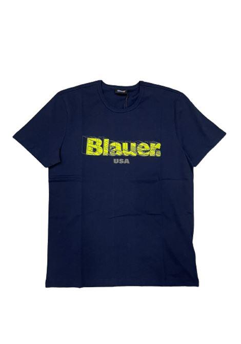 T-SHIRT BLAUER BLAUER | T-shirt | BLUH02397006006802