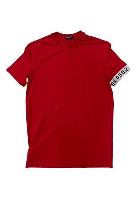 T-SHIRT DSQUARED2 DSQUARED2 | T-shirt | D9M3S3450613
