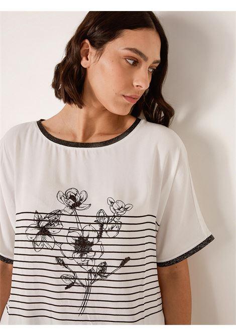 T-SHIRT ELENA MIRO' ELENA MIRO   T-shirt   G090L088D011