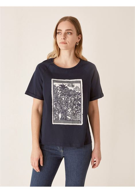 T-SHIRT ELENA MIRO' ELENA MIRO   T-shirt   G180L188V234
