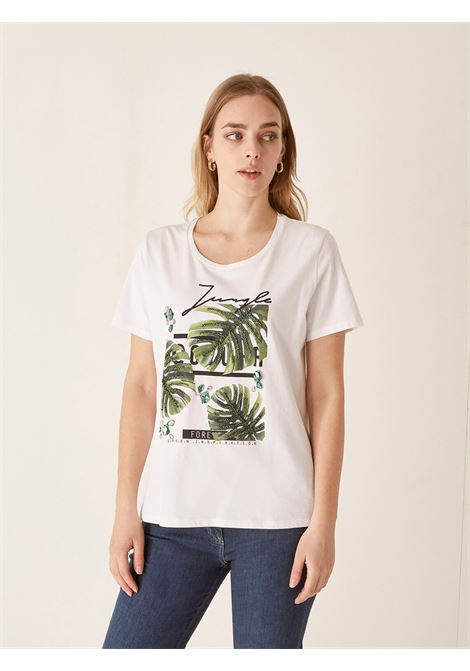 T-SHIRT ELENA MIRO' ELENA MIRO   T-shirt   G194L088P5R1