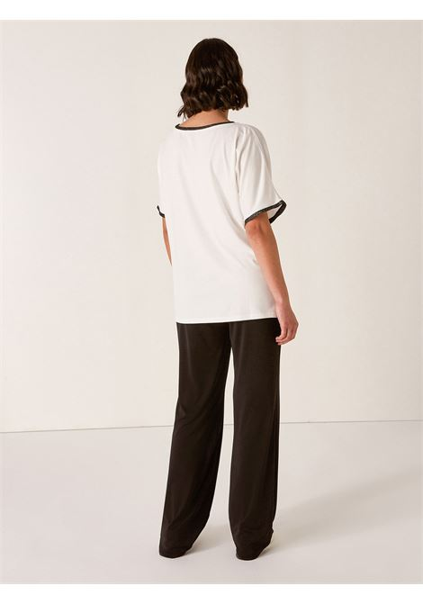 PANTALONE ELENA MIRO' ELENA MIRO | Pantalone | P401Y0137833