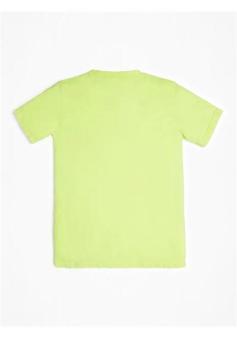 T-SHIRT GUESS GUESS   T-shirt   H1GJ28K5M20FLYL