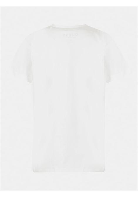 T-SHIRT GUESS GUESS | T-shirt | H1RJ05K8HM0TWHT