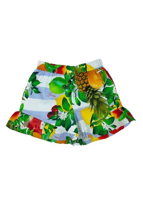 SHORTS GUESS GUESS | Shorts | J1GD10WBI40POR3