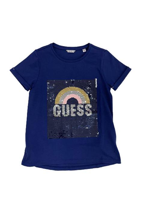 T-SHIRT GUESS GUESS | T-shirt | J1GI06K6YW1PSBL