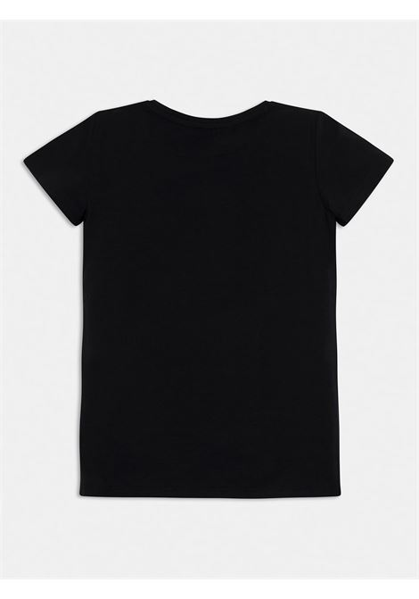 T-SHIRT GUESS GUESS | T-shirt | J1RI04K6YW1JBLK
