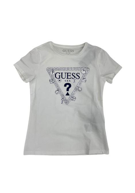 T-SHIRT GUESS GUESS | T-shirt | J1RI19K6YW1TWHT